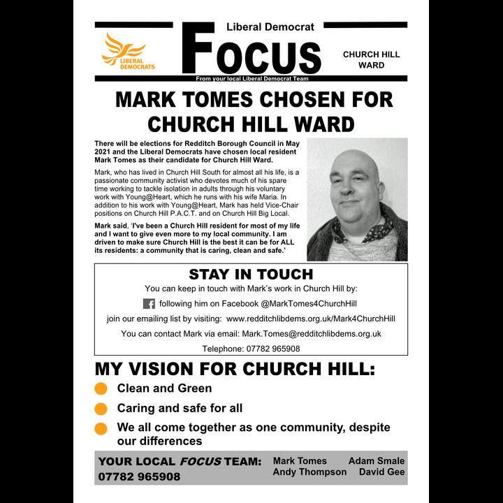 August Focus Front