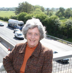 Margaret Rowley PCC candidate for West Merica