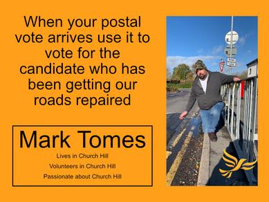 Mark Roads