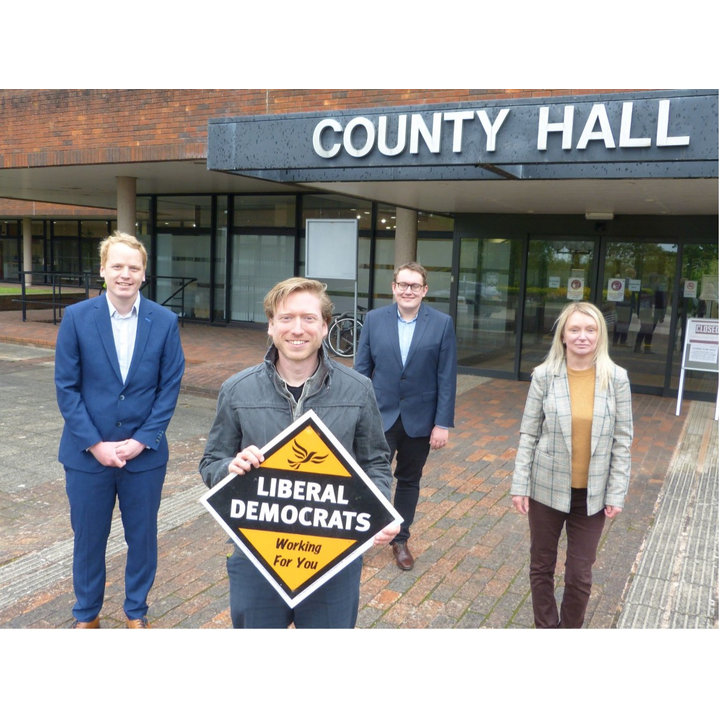 Worcestershire Lib Dem Councillors